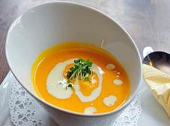 The Angel Inn: Soup