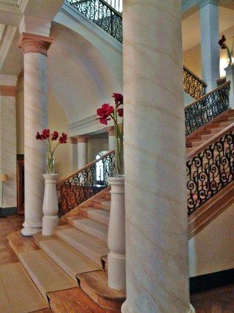 Maloja Palace Hotel : Scala