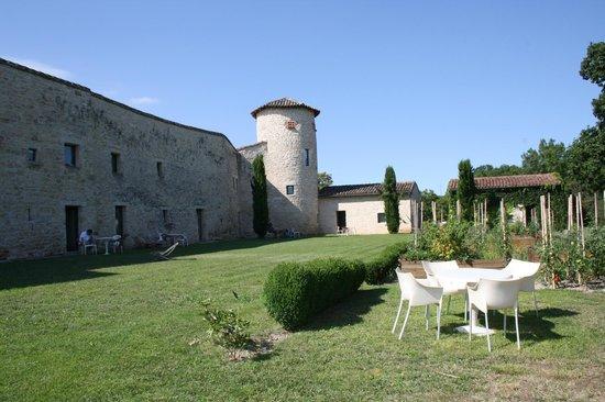 Chateau de Salettes: chateau