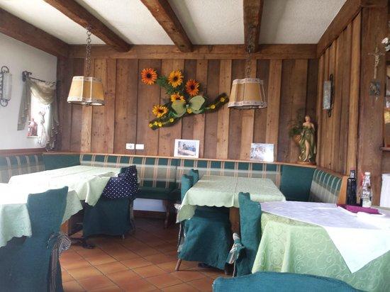 Hoerschwang: sala da pranzo