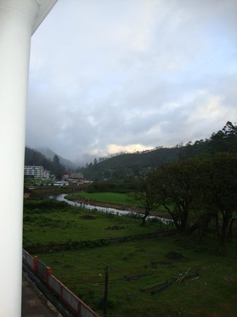 Grand Plaza Munnar: View from the room