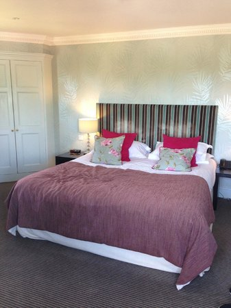 Homewood Park Hotel & Spa: bed