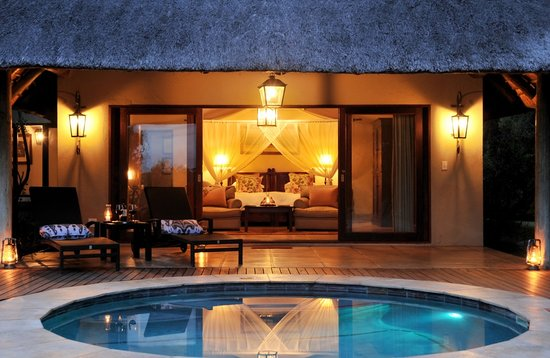 Savanna Private Game Reserve: Savanna Executive Suite
