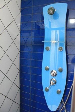 B&B Scirocco d'Africa: particolare doccia idro