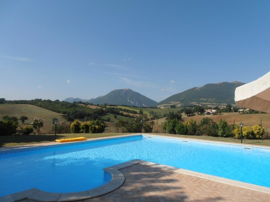 Country House Villacasabianca1573: Piscina