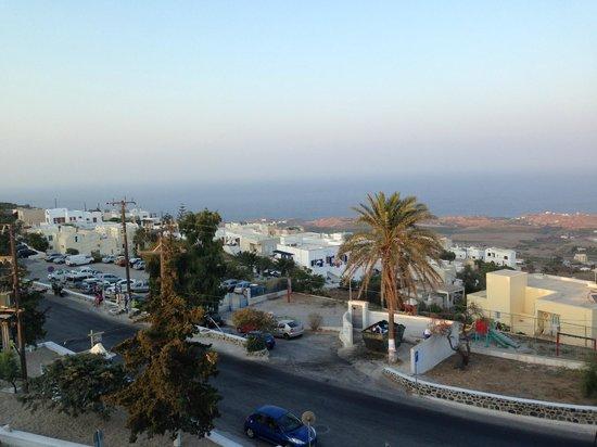 Vista da Villa Fotini