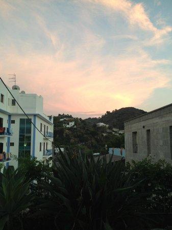 Villa Sea Rose: The view