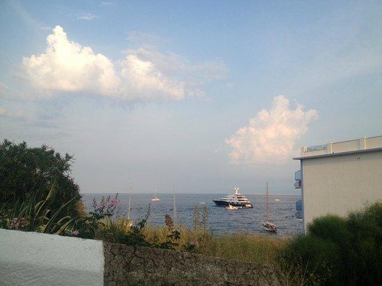 Villa Sea Rose : The view