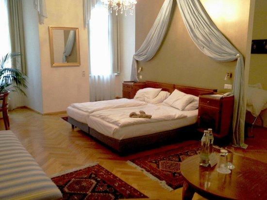 Palais-Hotel Erzherzog Johann: la nostra stanza