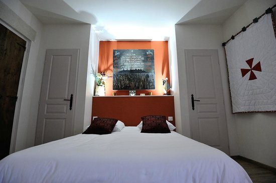 La Posada del Castillo B&B : Les Chevaliers room
