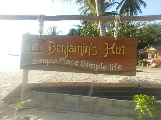 Benjamin's Hut: BH