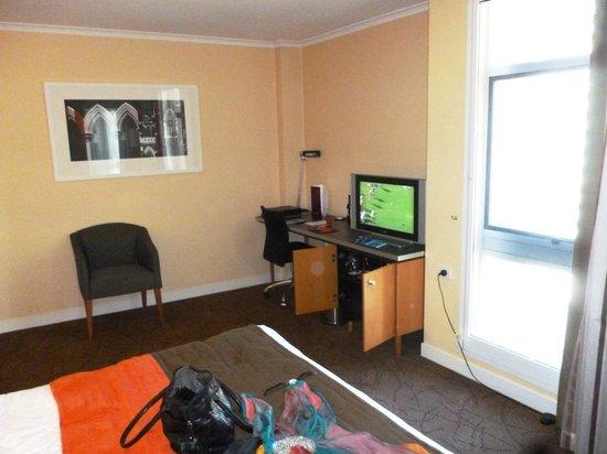 Mercure Brisbane King George Square: Bedroom