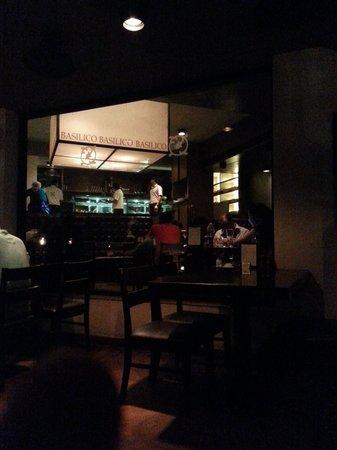 Cafe basilico