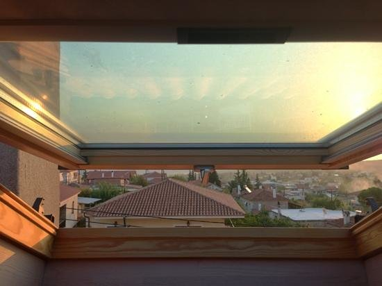 "DADI Parnassus Mansion: Η θέα της σοφίτας ""Κυκλάμινο"""