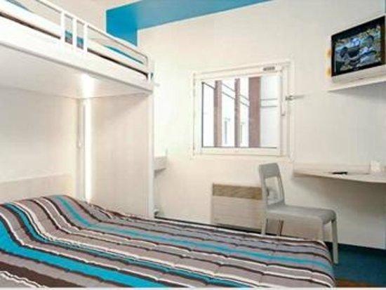 hotelF1 Provins: CHAMBRE TRIO