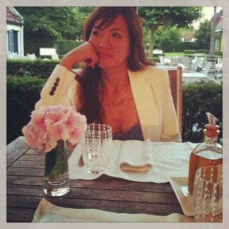 Auberge du Pecheur: dine with class