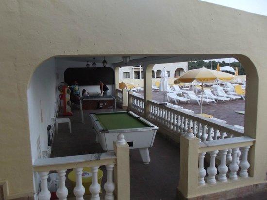 Luna Clube Brisamar: Rest of the entertainment