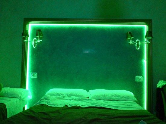 Hotel Santa Prassede : LEDs