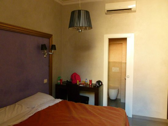 Hotel Santa Prassede: habitación