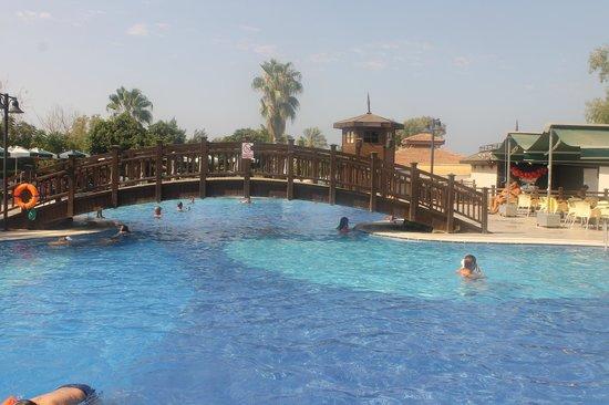 Seher Resort & Spa: Basen