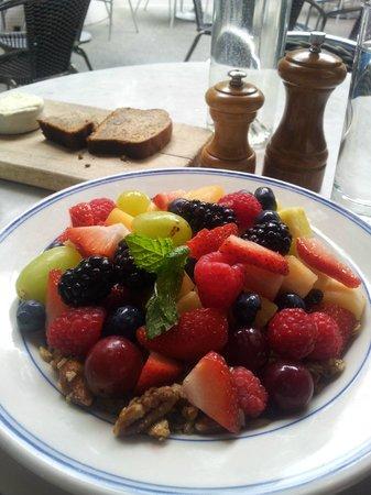 The Maritime Hotel: Breakfast