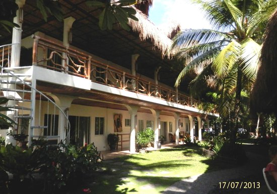 Mike's Dauin Beach Resort : The rooms