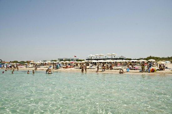Spiaggia - Picture of Lido Zen, Gallipoli - TripAdvisor