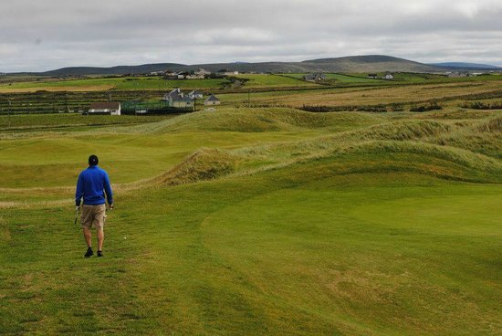 Belmullet, Irland: in god's country