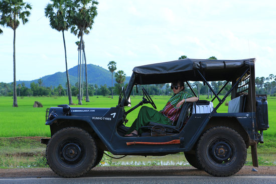 Cambodia Jeep Tours - Private Day Tours