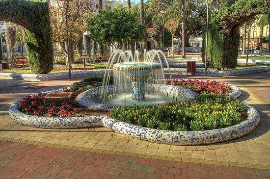Melilla, España: Fuente de Las Conchas 2