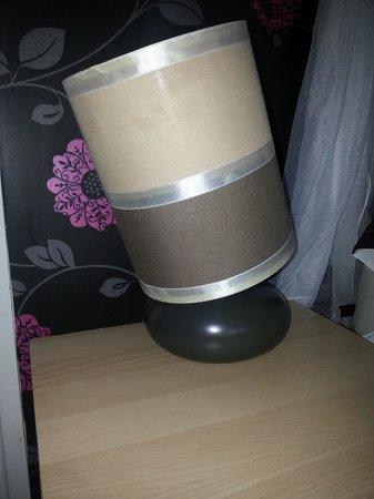 Field View B&B: Bedside Lamp