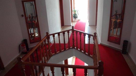 Hotel Kekova: Холл 3 этажа
