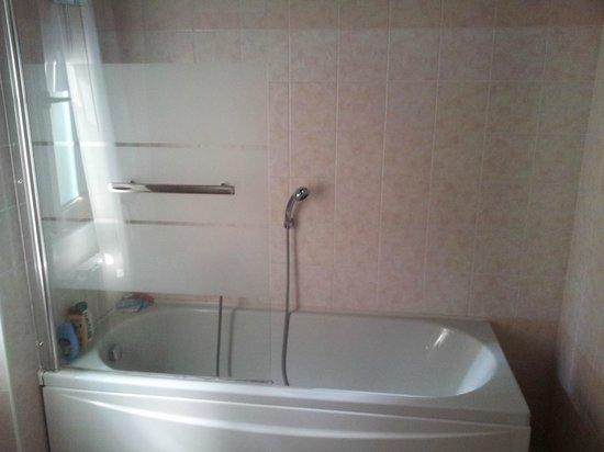 Casa Del Poggio Solivo: Bagno-doccia