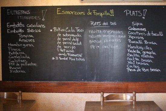 Esmorzars /desayunos: fotografía de Ca La Trini, Girona - Tripadvisor