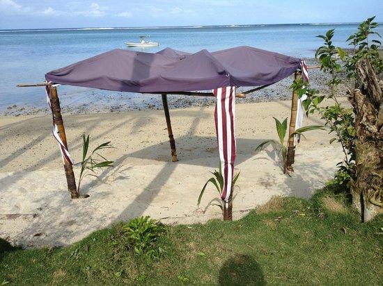 Mango Bay Resort : Outdoor Massage happens here!