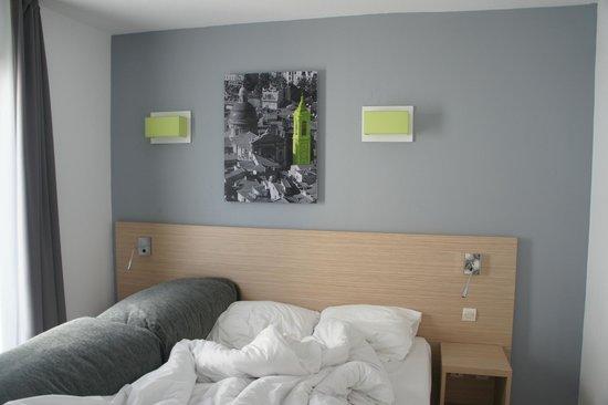 Adagio Access Nice Magnan: chambre à coucher