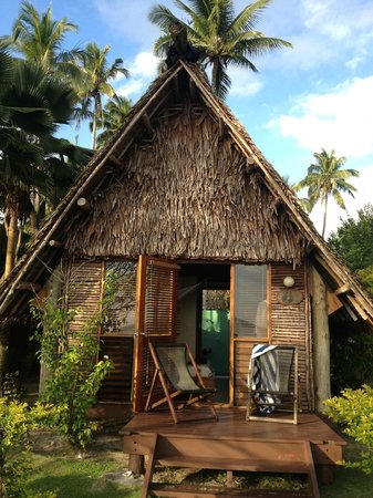 Mango Bay Resort Fiji: Bure