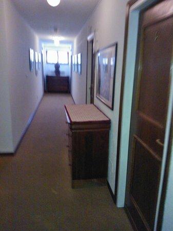 Hotel del Viale : Corridoio