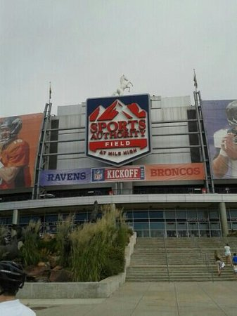 Bikalope Tours: Mile High Stadium