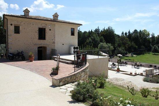 Arpino, อิตาลี: casale