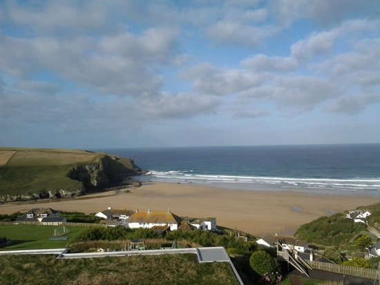 Bedruthan Hotel & Spa: Another view