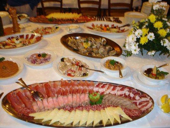 Restaurant Orca: hladna predjela