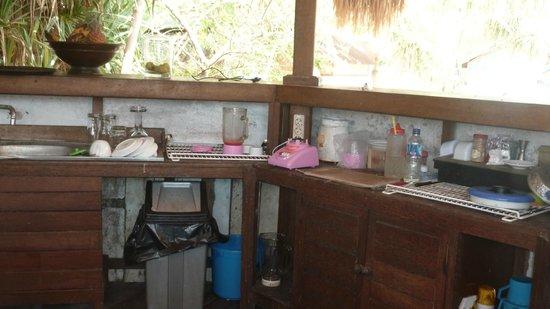 El Chiringuito : Bar crasseux