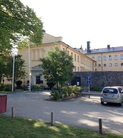Langholmen Hostel : hostel exterior
