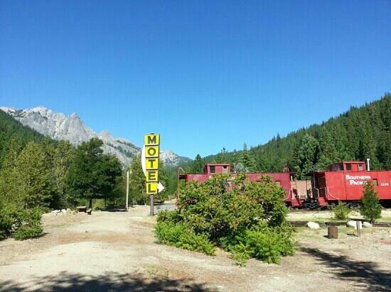 Railroad Park Resort: motel