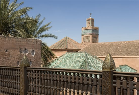 La Sultana Marrakech : Rooftop view of the authentic medina