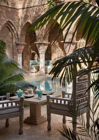 La Sultana Marrakech - by the pool