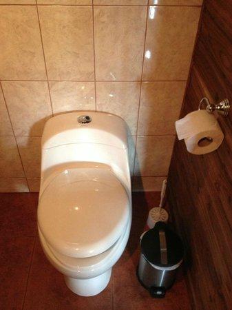 Chez Steve Residencia Kyle Mio: WC