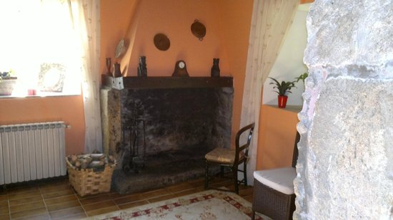 As Seis Chemineas: Fire place