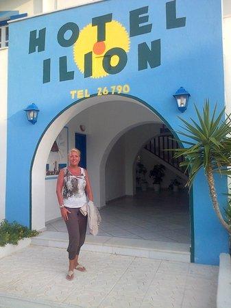 Ilion Hotel: hotel